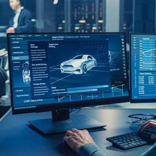 Automotive copywriting case study
