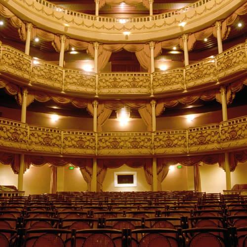 Education case study - Theatres Trust